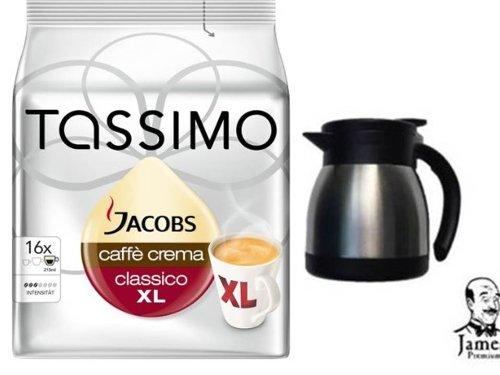 Tassimo Jacobs Krönung Verwöhnkanne alternativ ORIGINAL TEXTvon TASSIMO 2 T-Discs unserer Tassimo...