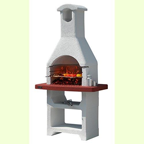 Barbecue in muratura modello cayman