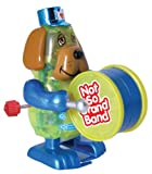 elliot 9040134 Z-WIND UPS 9040134 Basie Hund mit Pauke/Dog bass drum Z-Wind Ups Hund