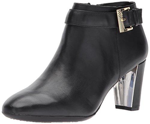 Aerosoles Frauen Third Avenue Pumps Rund Leder Fashion Stiefel Schwarz Groesse 7 US /38 EU - Aerosoles Schwarze Stiefel