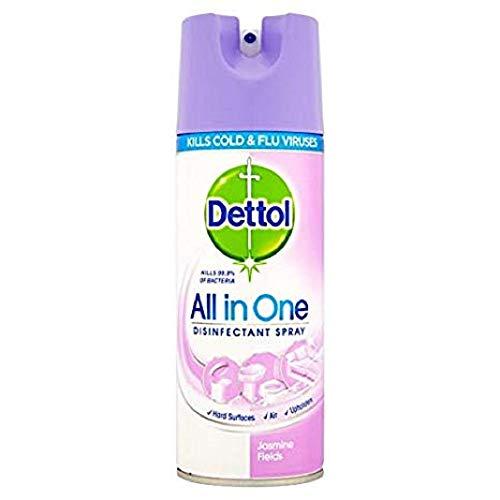 Dettol Disinfectant Spray Jasmine 400ml New