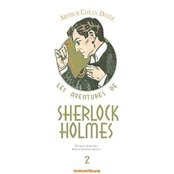 Les Aventures de Sherlock Holmes Tome 2 (2)