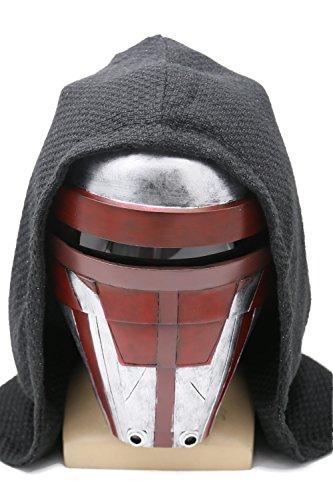 Cosplay Kostüm Maske Revan Harz Helm Herren Halloween Verrückte Kleid Zubehör The Old Republic Replik Merchandise (Verrückte Star Wars Kostüme)