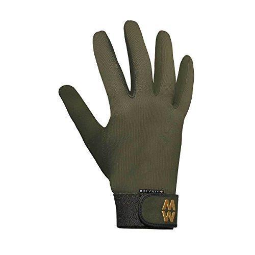 Mac Wet Climatec Long Shooting Sport Wet Grip Gloves - Size 8.5 / Green