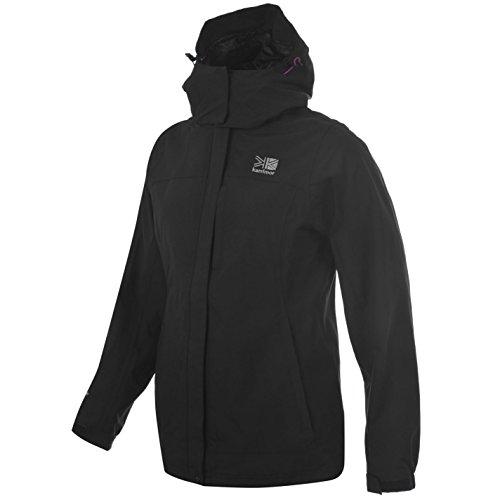 Karrimor Womens 3in1 Jacket Ladies Hooded Fleece Mesh Lining
