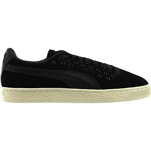 PUMA Women s Suede XL Caviar FM Black 8 5 B US