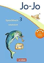 Jo-Jo Sprachbuch - Aktuelle allgemeine Ausgabe: 3. Schuljahr - Arbeitsheft