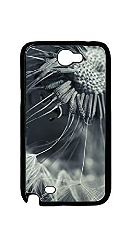 Back Cover Case Personalized Customized Diy Gifts In A case for samsung galaxy note 2 - Dandelion stick figure