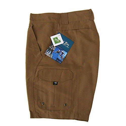 Bimini Bay Outfitters Marquesa Shorts, Farbe:, Herren, Khaki, 34 -