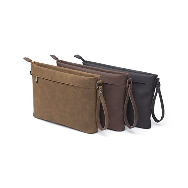 21d811bfe93c Boyleman   Co. Vegan Leather Pouch