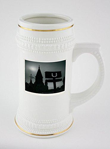 Beer mug with Berlin in the