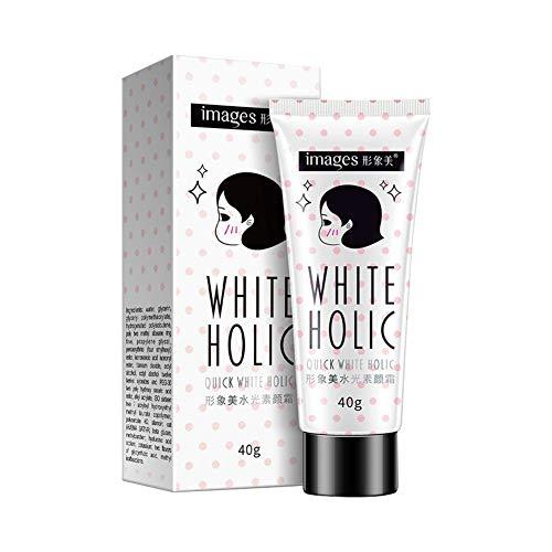 Beste Feuchtigkeitscreme Fettige Haut Spf (HEIRAO Gesichtscreme Feuchtigkeitscreme Skin Oil Control Cover Poren)