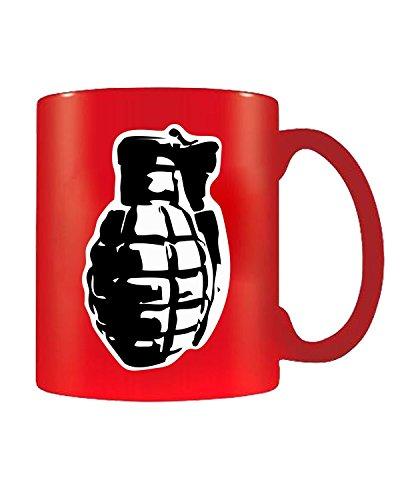 T-Shirtshock - Tazza 11oz TM0451 grenade, Taglia 11oz