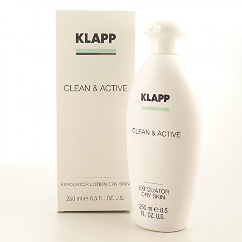 Klapp: CLEAN ACTIVE Exfoliator - normal-dry skin (250 ml)