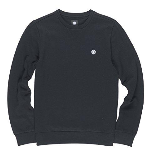 Element Herren Cornell Classic Cr Sweatshirts Flint black