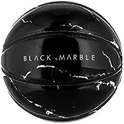 SPHERE Paris Black Marble Basketball - Size 7