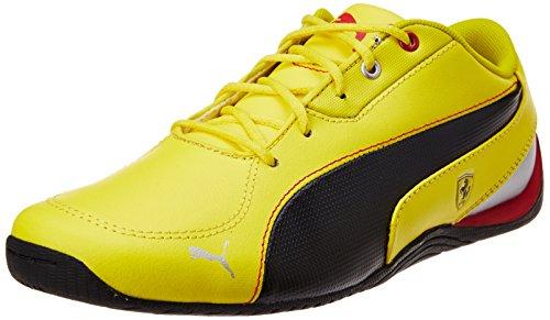 Puma Drift Cat 5 L SF Junior 304590 05 Kinder Schuhe Sneakers Kids Ferrari #1.3 37 (Puma Ferrari Cat)