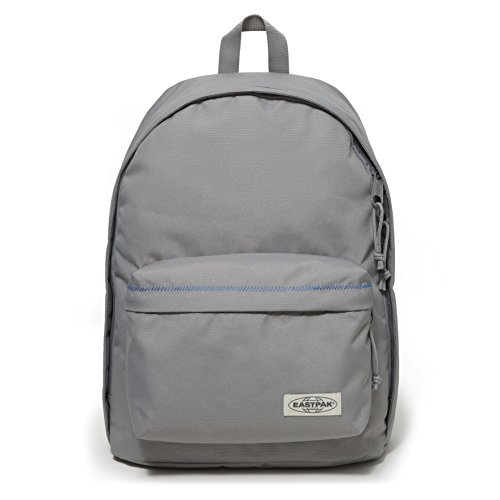 Eastpak OUT OF OFFICE Sac à dos loisir, 44 cm, 27 liters, Gris (Grey Stitched)
