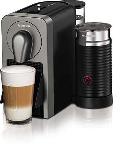 Krups Nespresso by Krups Nespresso Prodigio Coffee Capsule Machine with Aeroccino, 1260 W