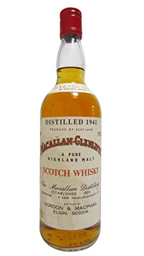 Macallan - Pure Highland Malt - 1941 35 year old Whisky