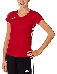 Adidas – Camiseta de Mujer T16 Team té W, ...
