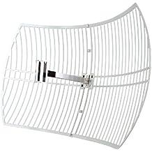 TP-Link TL-ANT2424B Antenna Parabolica Esterna, a Griglia,