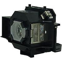 Aurabeam economia Epson ELPLP34lampada di ricambio per proiettore con