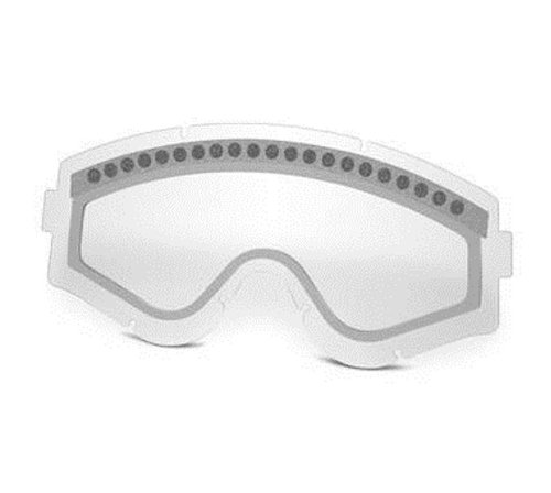 Oakley Ersatz-Doppelglas L Frame Transparent