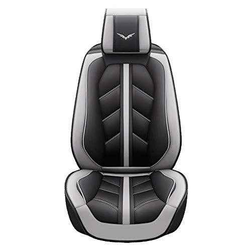 Coprisedili for Auto Universali, Protezione Completa Tipo Split e Traspiranti Set Completo Universale for Quattro Stagioni di Comodi Accessori Interni for Auto - for Auto a 5 posti SHANCL