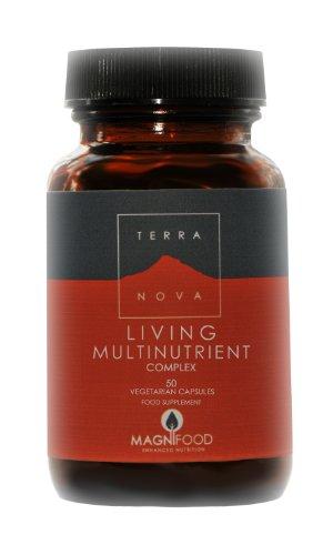 Terra Nova - complexe multinutritif pour vivre, 50 capsules