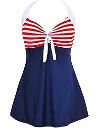 Costumi da bagno donna costumi interi mare e piscina abbigliamento - Costumi da piscina ...