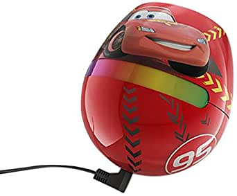 philips livingcolors lampe de chevet pour enfant micro disney cars rouge luminaires. Black Bedroom Furniture Sets. Home Design Ideas