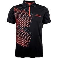 Michael Schumacher Polo-Shirt Speedline schwarz