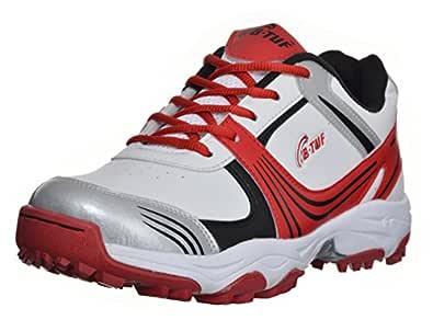 B-Tuf Unisex's Ambition Cricket Shoes