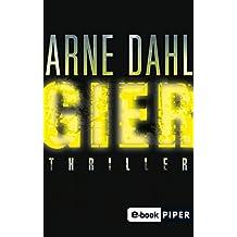Gier: Thriller (Opcop-Gruppe 1)