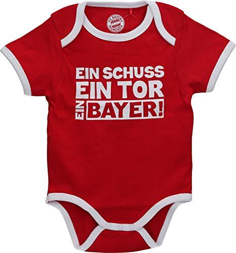 FC Bayern München Baby Body EIN Bayer, 50/56