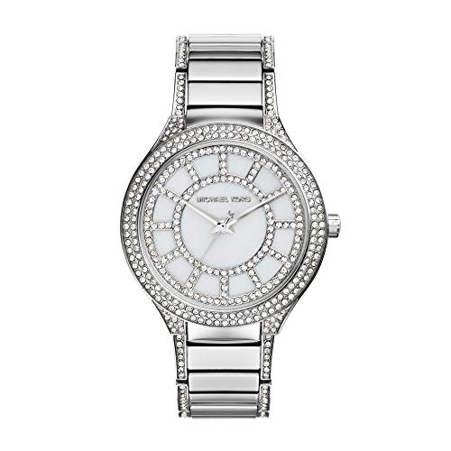 Michael Kors Womens Analogue Quartz Watch with Stainless Steel Strap MK3311