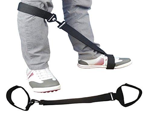 LL-Golf Golf Schwungtrainer für das Knie/Bein/Trainingshilfe/Swing Trainer