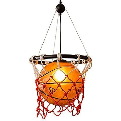BJVB Lampada a sospensione di pallacanestro