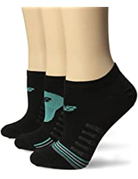 New Balance Unisex 3 Pack Crew Core Cotton Socks