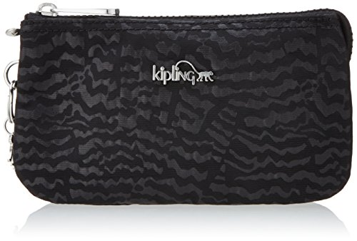 KiplingCreativity L - borsellino per monete Donna Nero (Black Garden)