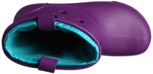 crocs Crocband Airy W 14645 Damen Schlupfstiefel Violett (Amethyst/Turquoise 57K)