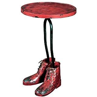 Best Foot Forward Side Table