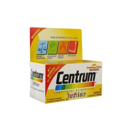 centrum-junior-30-comprimes-pfizer