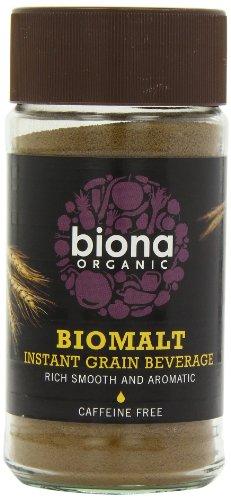 Biona Café de Céréales Biologique 100 g - Lot de 6