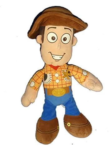 Peluche Doudou Woody Andy TOY STORY Cow Boy 32 cm Disney Pixar Nicotoy