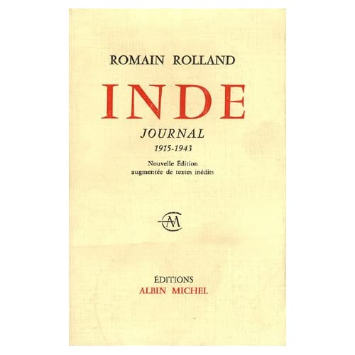 Inde : Journal, 1915-1943