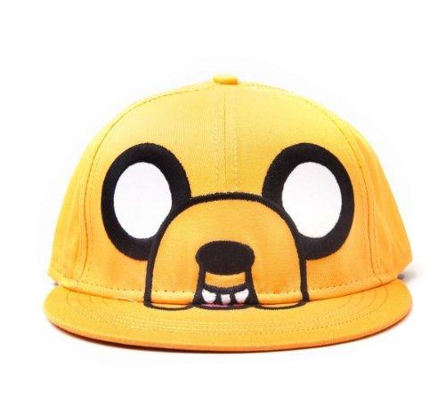 Adventure Time 84410SADV - ADVENTURE TIME Jake Cotton Cap, Orange (84410SADV)