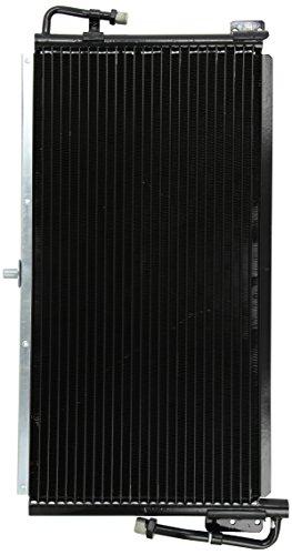 Nissens 94819 Condenser, air conditioning Test