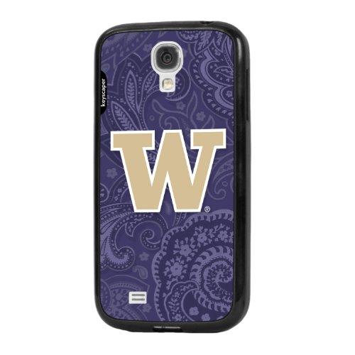 Keyscaper Handy Schutzhülle für Samsung Galaxy S4-Washington Huskies Washington Huskies Handy